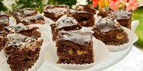 ריבועי מרנג, אגוזים ושוקולד לפסח