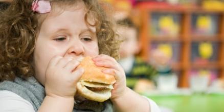 עודף משקל אצל ילדים