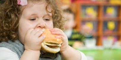 השמנת ילדים