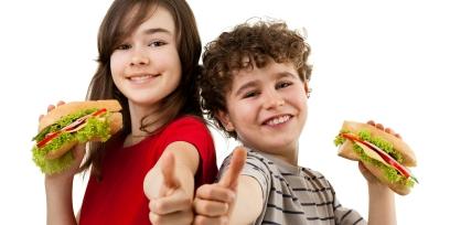 מזון בריא לילדים ותינוקות
