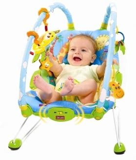 טרמפולינה לתינוקות