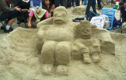 תחרות פיסול בחול