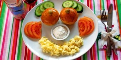 ארוחת בוקר לילדים ברולדין